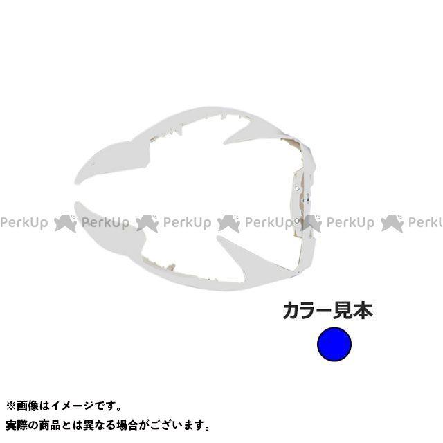 スーパーバリュー シグナスX フロントカバー 3th NewシグナスX(SE44J) ブルー 台湾仕様カラー supervalue