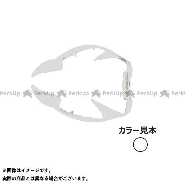 スーパーバリュー シグナスX フロントカバー 3th NewシグナスX(SE44J) ホワイトメタリック1(0233) supervalue