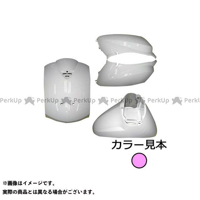 スーパーバリュー トゥデイ 外装4点セット トゥデイ(AF61) レプスピンクメタリック(RP-168M) supervalue