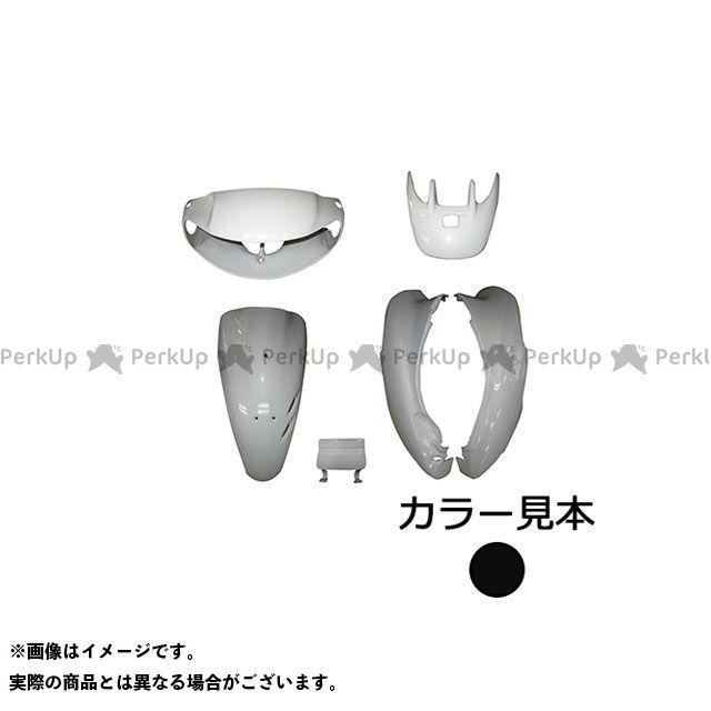 スーパーバリュー ライブディオ 外装6点セット ライブディオ(AF34) I型 ピュアブラック(NH-237P)