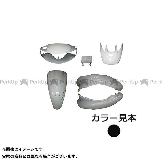 ライブディオ ピュアブラック(NH-237P) ライブディオ(AF35) スーパーバリュー supervalue 外装6点セット I型