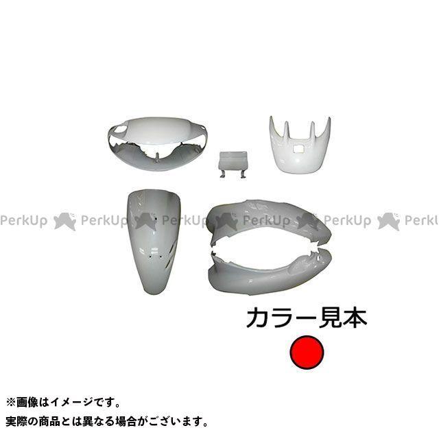 スーパーバリュー ライブディオ 外装6点セット ライブディオ(AF35) I型 マグナレッド(R-201)  supervalue