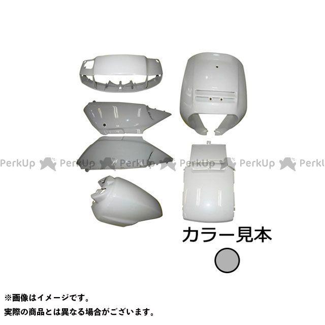 スーパーバリュー リード リード90 外装6点セット リード50/90(AF20/HF05) パールダストシルバー(NH-239P)  supervalue