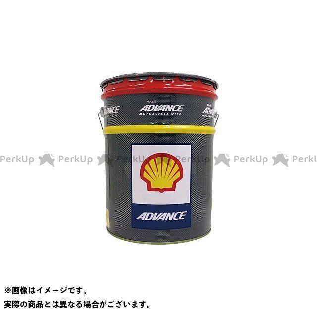 ShellADVANCE 4T ULTRA 10W-40(SN/MA2) 容量:20L シェルアドバンス