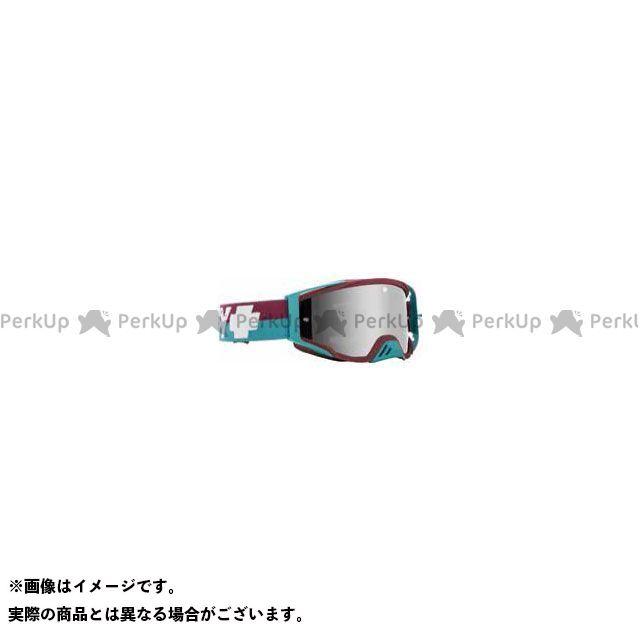 【エントリーで最大P21倍】SPY Foundation Plus モトクロスゴーグル(BOLT TEAL-HD SMOKE wSILVER SPECTRA+HD CLEAR AFP) スパイ