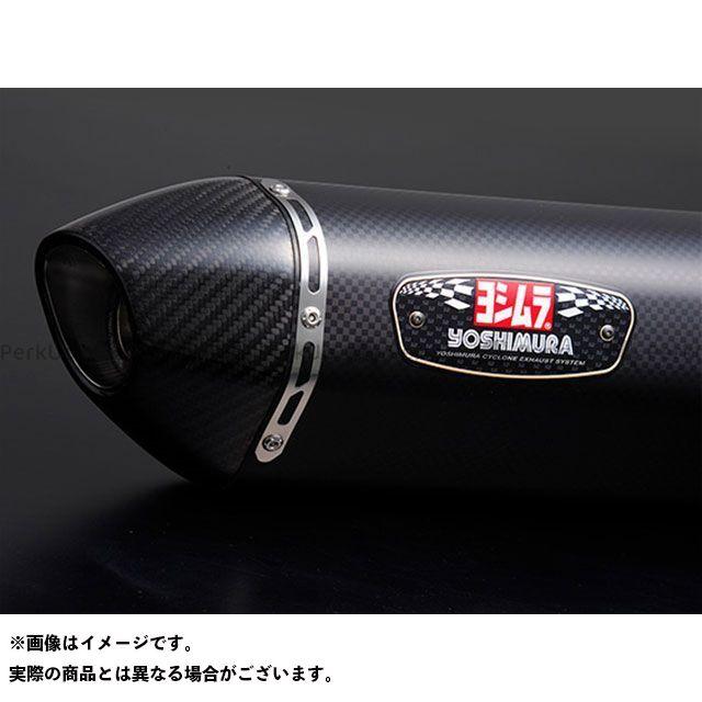 ヨシムラ PCXハイブリッド 機械曲 R-77S サイクロン カーボンエンド EXPORT SPEC 政府認証 SMC YOSHIMURA