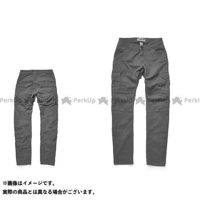 PROmo jeans バイク用カーゴパンツ SANTIAGO/サンティアゴ(グレー) サイズ:34インチ プロモジーンズ