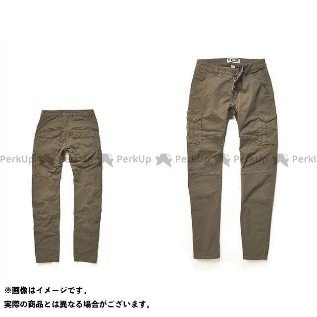 PROmo jeans バイク用カーゴパンツ SANTIAGO/サンティアゴ(ブラウン) サイズ:34インチ プロモジーンズ