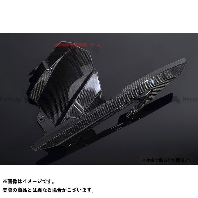 【特価品】SSK Z900RS Z900RSカフェ リアフェンダー 純正形状 ドライカーボン 仕様:綾織艶消し エスエスケー