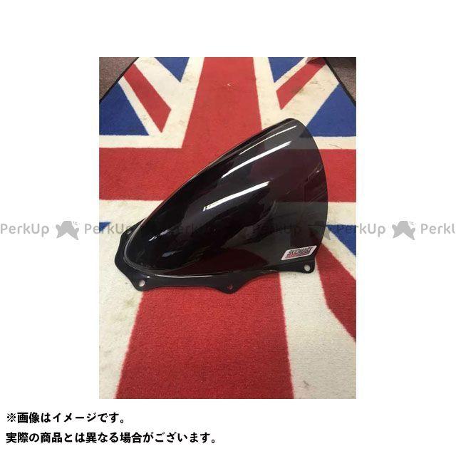 【エントリーで更にP5倍】スキッドマークス GSX-R1000 ウィンドスクリーン TT ROADタイプ カラー:アンバー Skidmarx