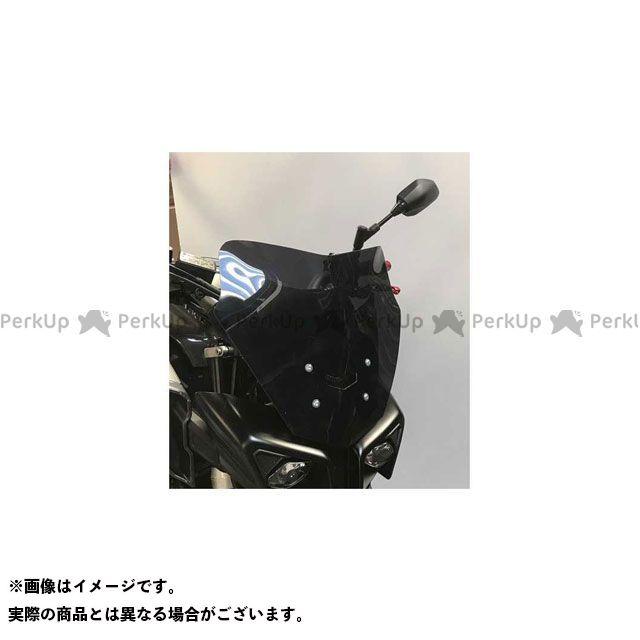 【エントリーで更にP5倍】スキッドマークス MT-10 ウィンドスクリーン スポーツタイプ カラー:クリア Skidmarx