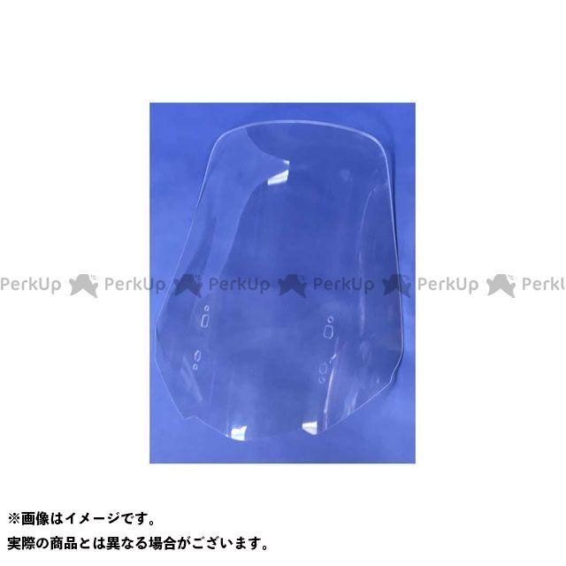 【特価品】スキッドマークス ゴールドウイング ウィンドスクリーン ツーリングタイプ2 カラー:クリア Skidmarx