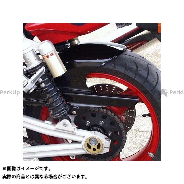 【特価品】スキッドマークス ZRX1200R ZRX1200S リアフェンダー カラー:レッド Skidmarx