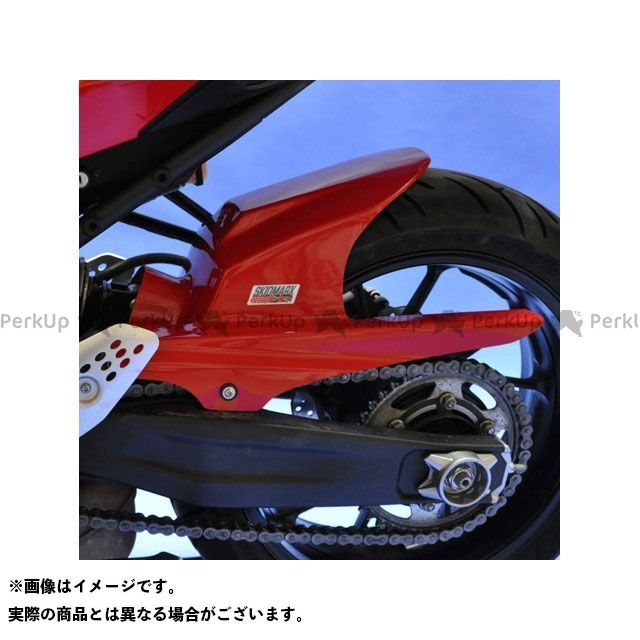 【特価品】スキッドマークス MT-07 リアフェンダー カラー:ホワイト Skidmarx