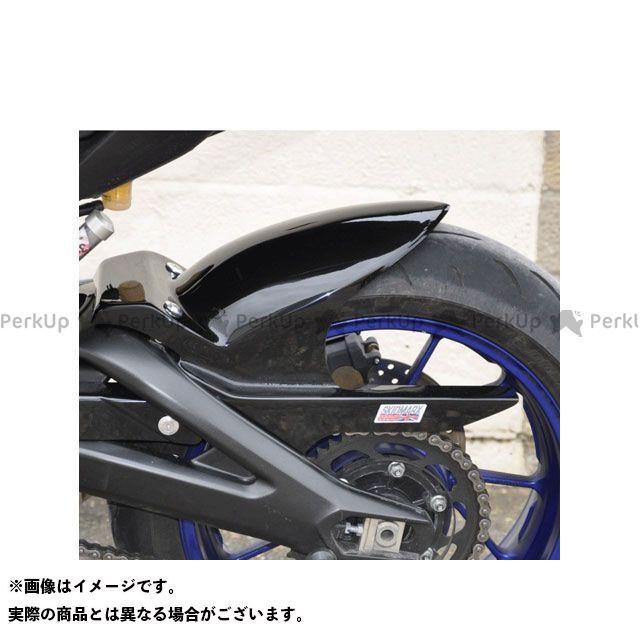 【特価品】スキッドマークス MT-09 リアフェンダー カラー:ホワイト Skidmarx