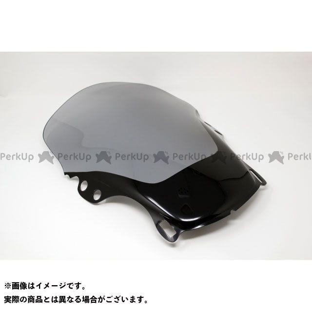 スキッドマークス CB1300スーパーボルドール ウィンドスクリーン ツーリングタイプ カラー:グリーン Skidmarx