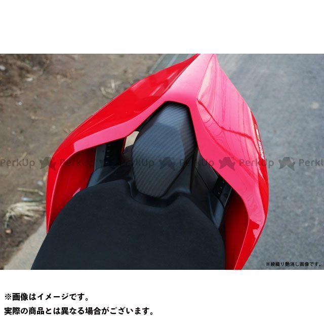 SSK パニガーレV4 パニガーレV4S シングルシートカバー 仕様:綾織艶あり エスエスケー