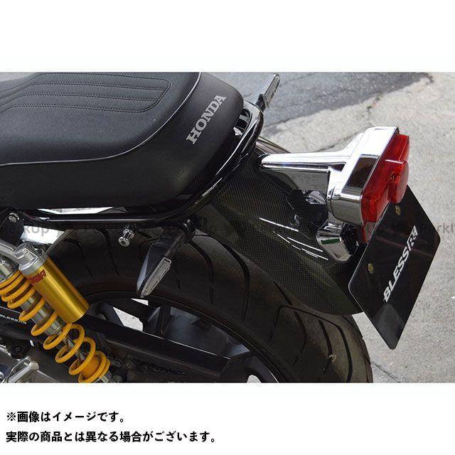 ブレスアールズ CB1100RS カーボンリアフェンダーカバー カラー:未塗装品 BLESS R'S