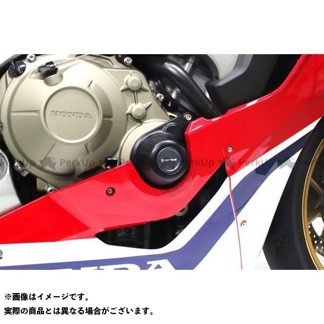 アクティブ CBR1000RRファイヤーブレード エンジンカバースライダー 左右セット ACTIVE