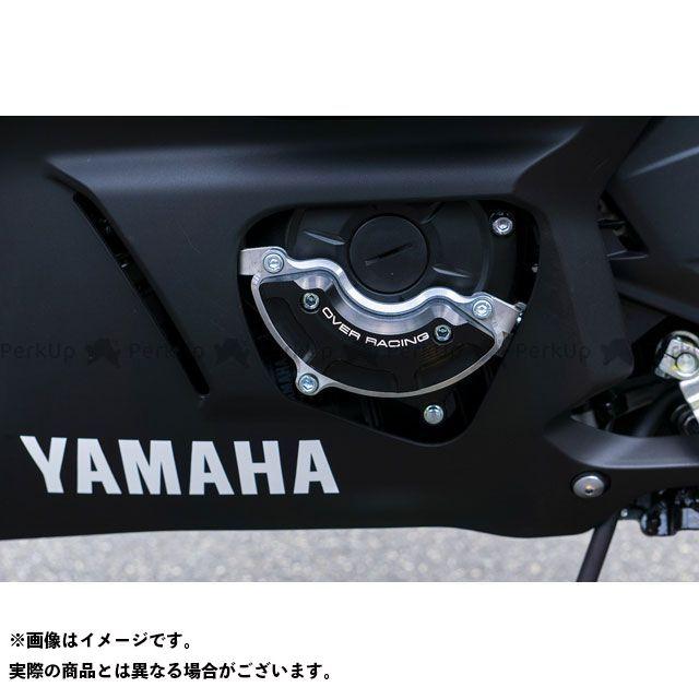 【エントリーで更にP5倍】オーバーレーシング MT-25 YZF-R25 YZF-R3 エンジンガードスライダーセット OVER RACING