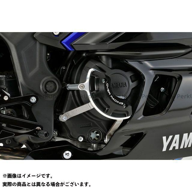 オーバーレーシング MT-25 YZF-R25 YZF-R3 エンジンガードスライダー R側 OVER RACING