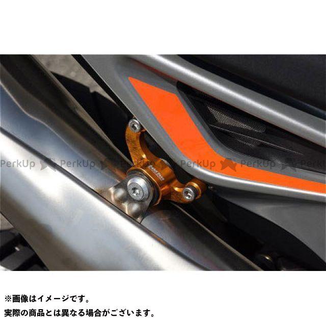 ベビーフェイス 790デューク サイレンサーハンガー カラー:ブラック BABYFACE
