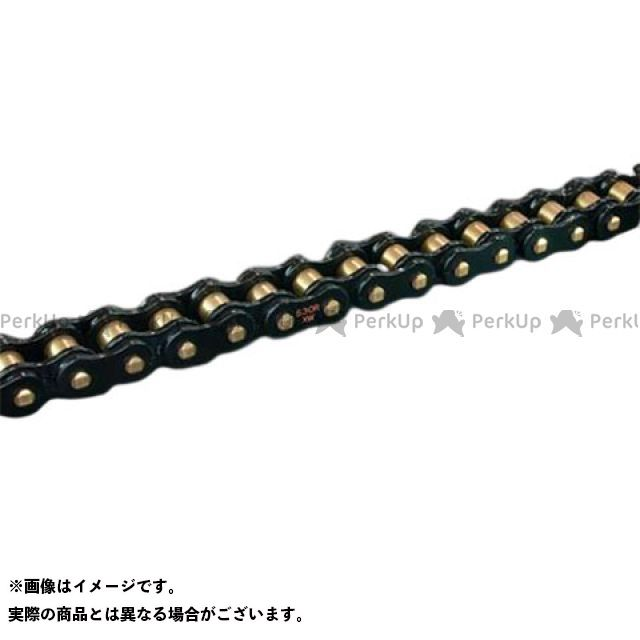 RKエキセル 汎用 ストリート用チェーン BL530R-XW(ブラック) 92L RK EXCEL