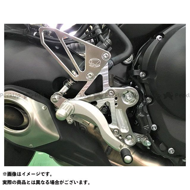 BEET MT-09 XSR900 ハイパーバンク 固定式(シルバー) ビートジャパン
