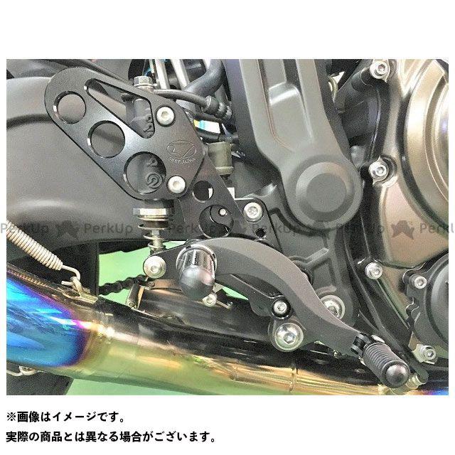 BEET XSR700 ハイパーバンク 固定式(シルバー) ビートジャパン