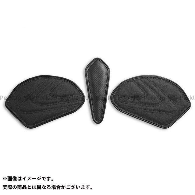 【無料雑誌付き】LUI MOTO GSX-R1000 タンクリーフ/Sport フルキット カラー:TEC-GRIP/CFブラック/ブラックステッチ