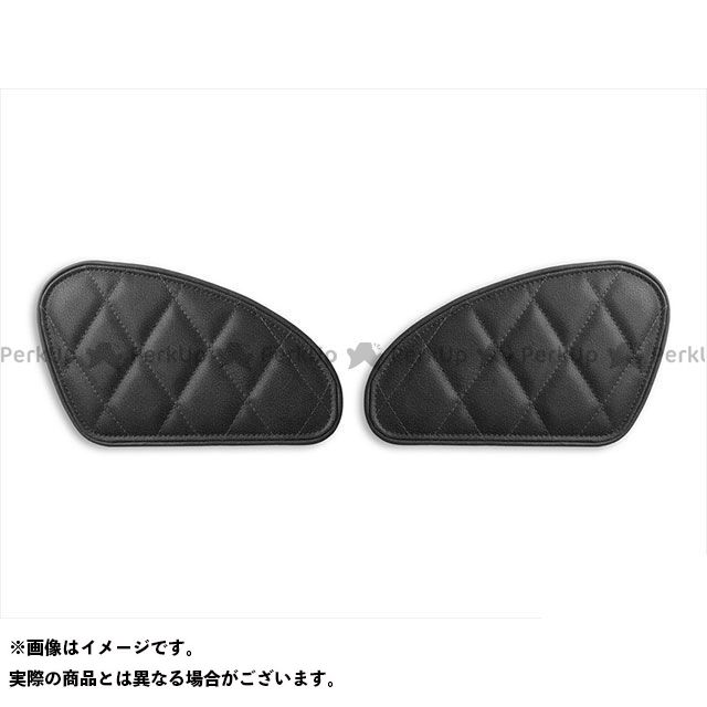 LUI MOTO タンクリーフ/Diamond ニーグリップパッド カラー:TEC-GRIP/ビンテージブラック