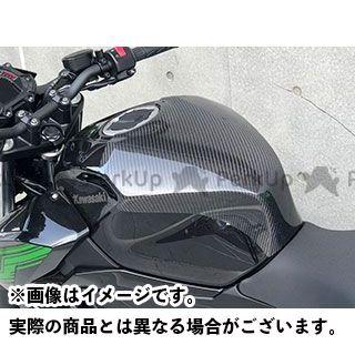 【特価品】マジカルレーシング Z400 タンクエンド 材質:綾織りカーボン製 Magical Racing