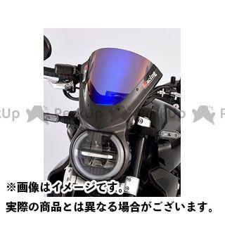【特価品】マジカルレーシング CB1000R バイザースクリーン 材質:平織りカーボン製 カラー:スモーク Magical Racing