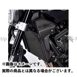 マジカルレーシング CB1000R ラジエターシュラウドカバー(左右セット) 材質:平織りカーボン製 Magical Racing
