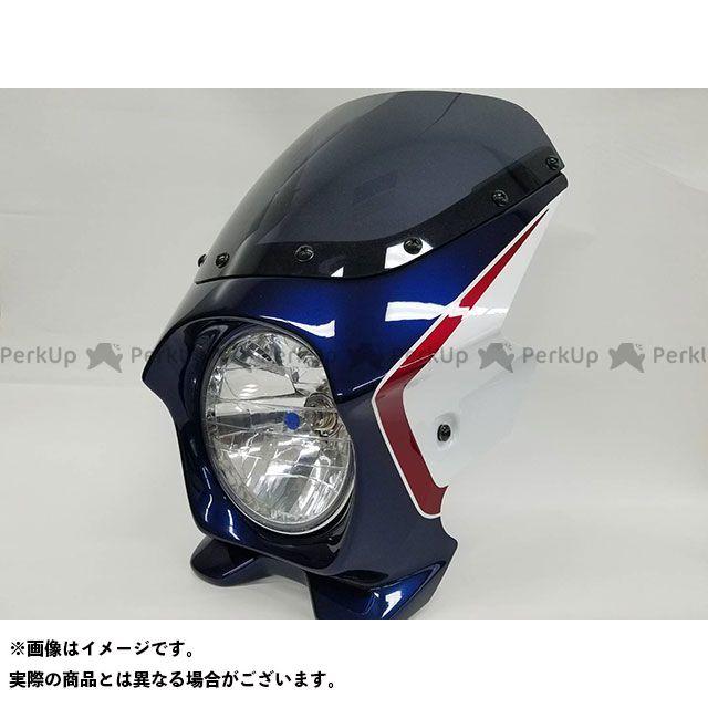 ブラスター2 CB1300スーパーフォア(CB1300SF) ビキニカウル CB1300SF SP(19) パールホークスアイスブルー スクリーン仕様:スタンダード BLUSTER2