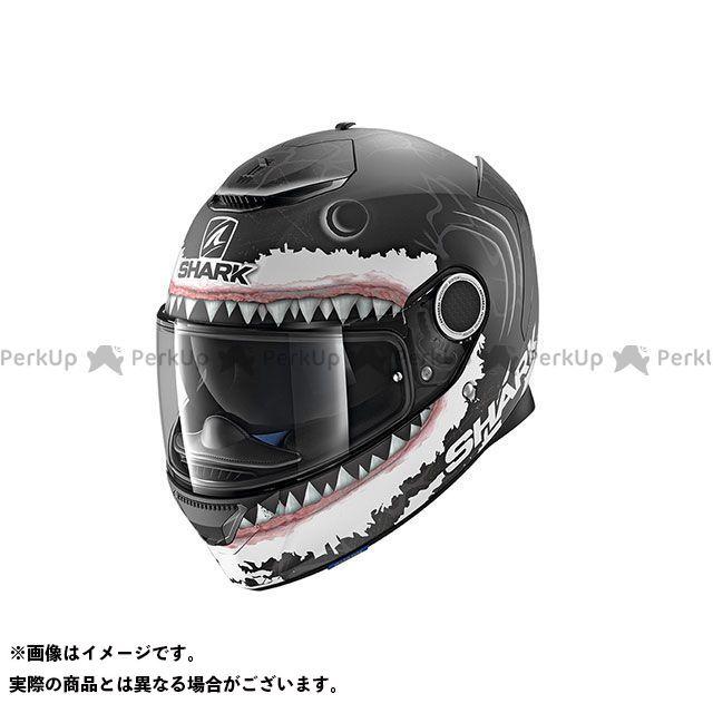 シャークヘルメット SHARK HELMETS フルフェイスヘルメット ヘルメット シャークヘルメット SPARTAN LORENZO Shark Black L SHARK HELMETS