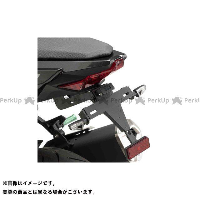 プーチ ニンジャ400 Z400 ライセンスサポート(ブラック) Puig