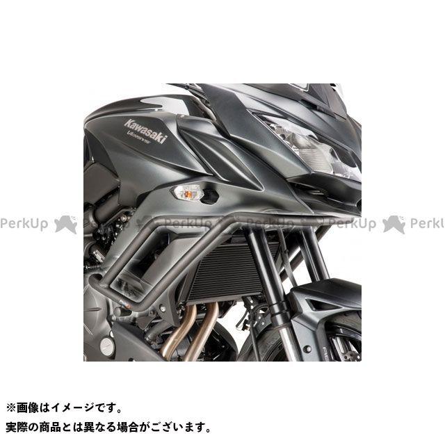 プーチ ヴェルシス650 エンジンガード(ブラック) Puig