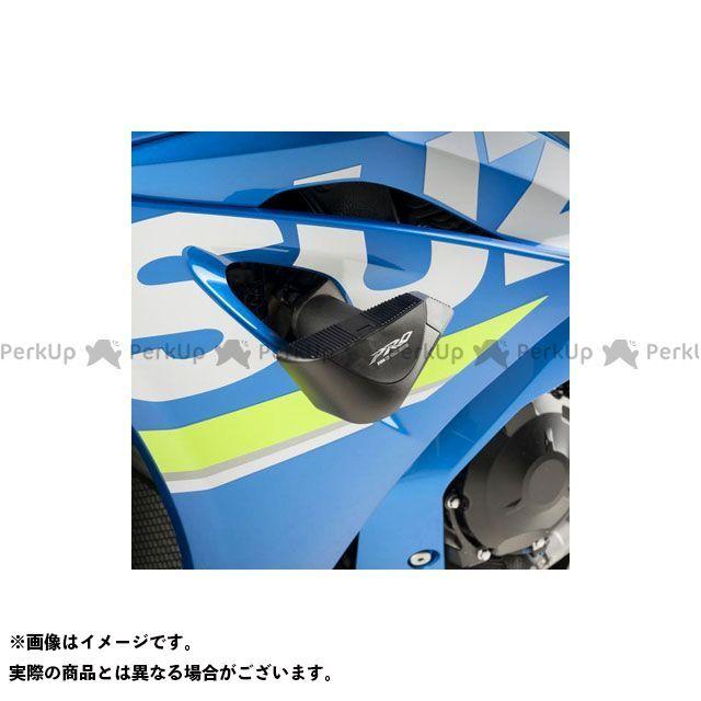 【エントリーで最大P21倍】プーチ GSX-R1000 クラッシュパッド プロ(ブラック) Puig