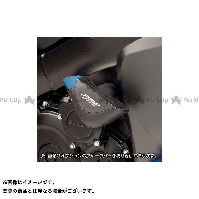 【無料雑誌付き】プーチ GSX-S1000F クラッシュパッド プロ(ブラック) Puig