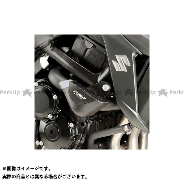 【無料雑誌付き】プーチ GSR750 GSX-S750 クラッシュパッド プロ(ブラック) Puig