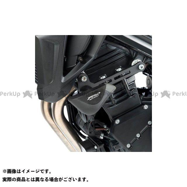 【エントリーで更にP5倍】プーチ F800R クラッシュパッド プロ(ブラック) Puig