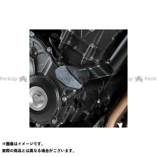 【エントリーで更にP5倍】プーチ CB1000R クラッシュパッド R12-TYPE(ブラック) Puig