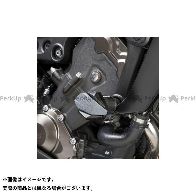 プーチ MT-09 クラッシュパッド R12-TYPE(ブラック) Puig