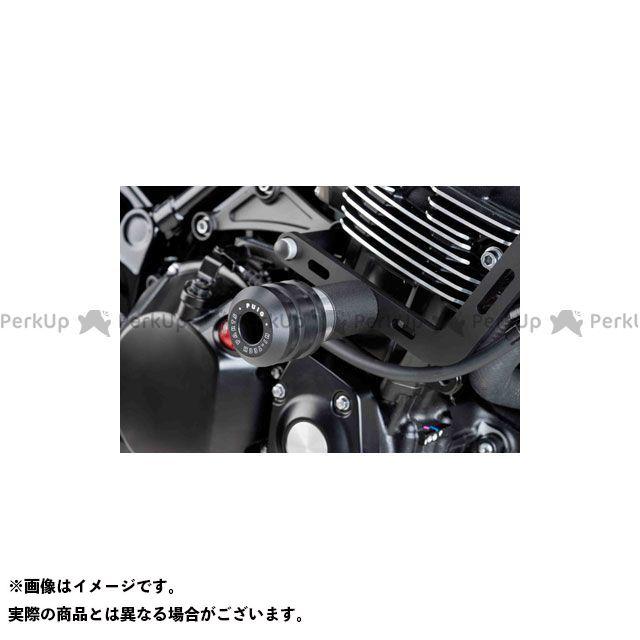 【エントリーで更にP5倍】プーチ Z900RS クラッシュパッド R-TYPE(ブラック) Puig