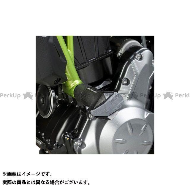 プーチ Z650 クラッシュパッド R12-TYPE(ブラック) Puig