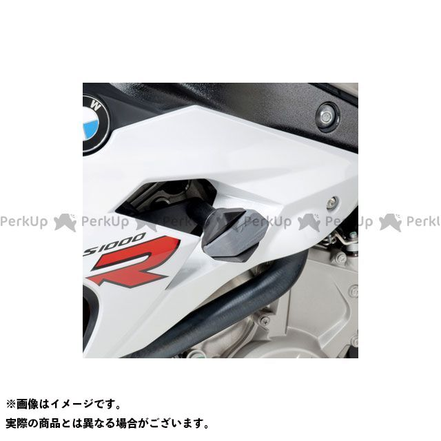プーチ S1000R クラッシュパッド R12-TYPE(ブラック) Puig