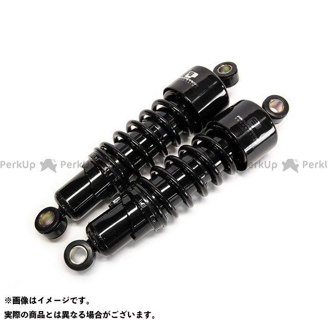 モーターロック W400 W650 W650/400用 PROGRESSIVE 11インチ ショートサスペンション(ブラック) Motor Rock