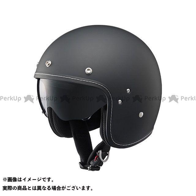 送料無料 ワイズギア Y'S GEAR ジェットヘルメット YJ-18 Drift SV ソリッド ラバートーンブラック XL/61-62cm未満