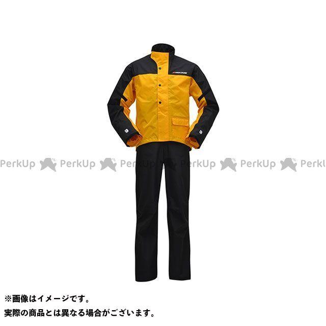 カラー:イエロー サイバーテックスII ダブルガードレインスーツ GEAR サイズ:M Y'S ワイズギア YAR19